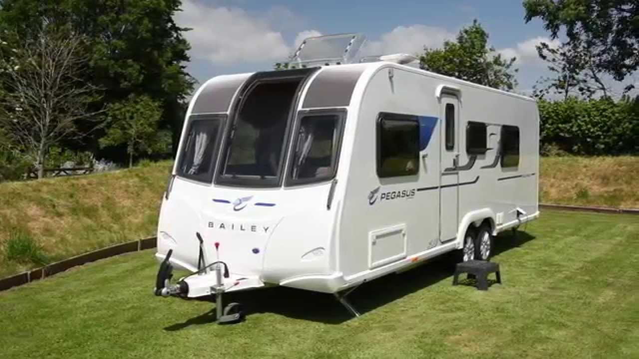 The Practical Caravan 2016 Bailey Pegasus Palermo review