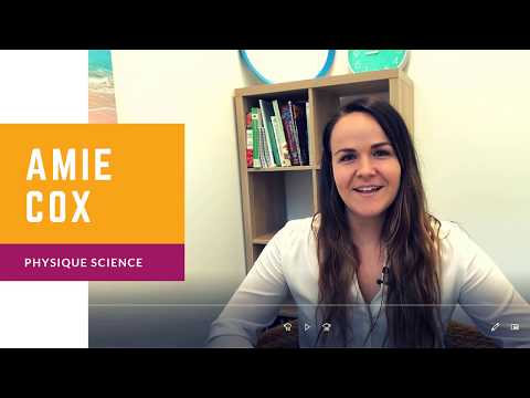 Meet Amie Cox, Owner of Physique Science