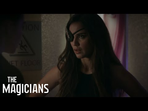 THE MAGICIANS | Season 4, Episode 1: Intertwined Ink | SYFY