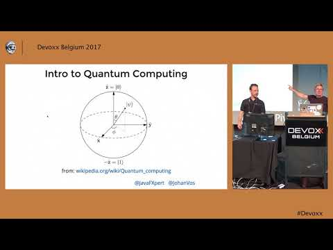 Quantum Computing Exposed: Deep Dive by James Weaver and Johan Vos
