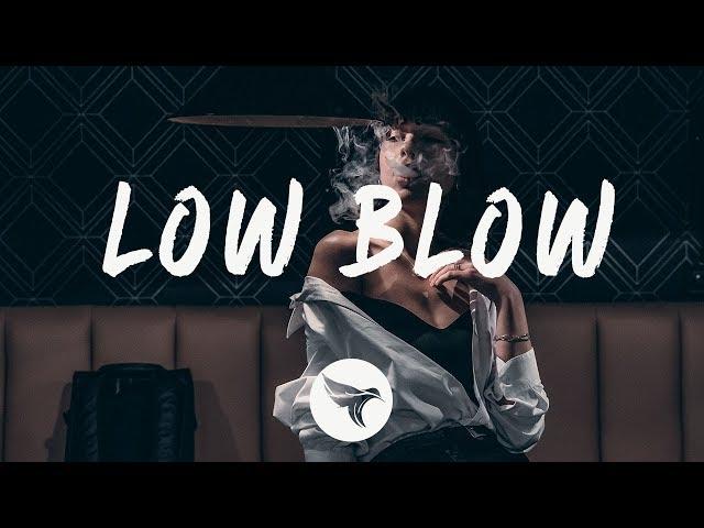 CXLOE - Low Blow (Lyrics)