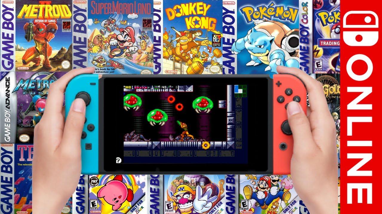 Switch Onlineにゲームボーイ(カラー含む)タイトルがまもなく追加の噂 - Engadget 日本版