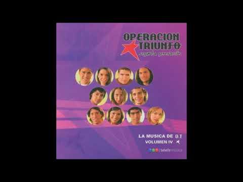 Mi historia entre tus dedos (Operación Triunfo 2004 Vol 4)
