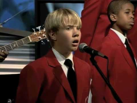 Philadelphia Boys Choir - Alfred James Band: Let Me Fall
