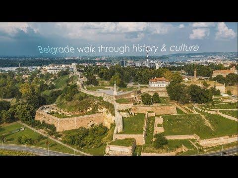 Belgrade walk through history & culture