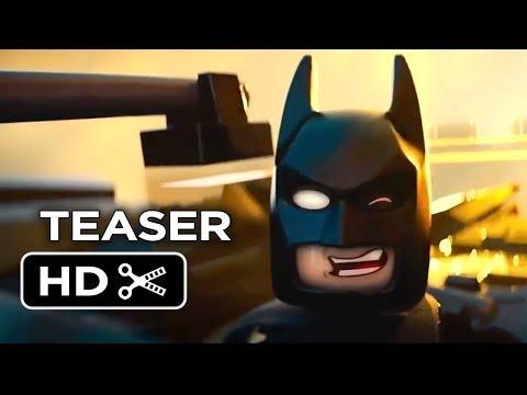 The Lego Movie Official Teaser - Meet Batman (2014) - Animated Movie HD