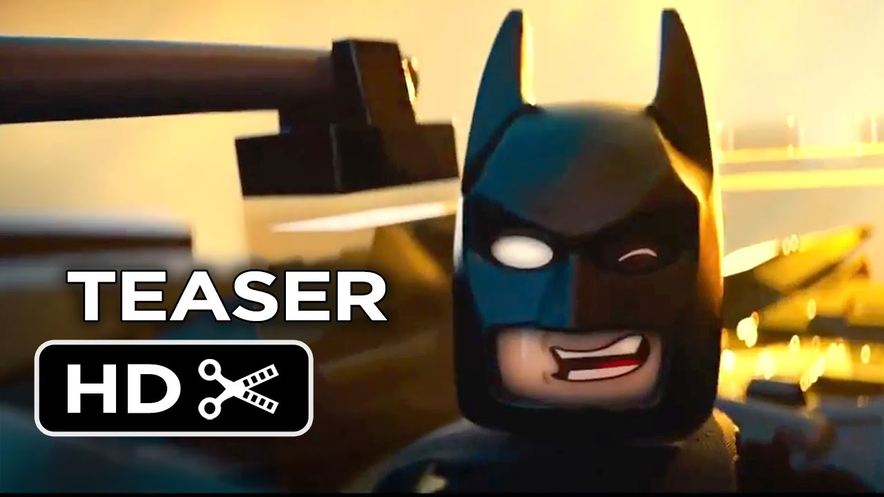 The Lego Movie Official Teaser Meet Batman 2014 Animated Movie Hd Youtube