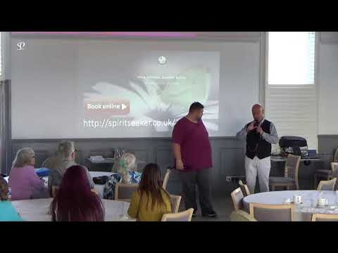 Spirit Seeker 2021 live from Bournemouth - Open Platform for mediums with Ashley and Ivan