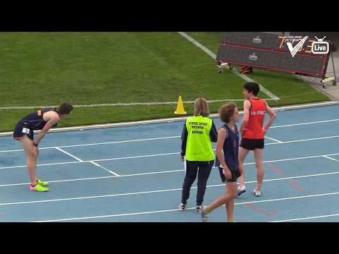 School Sport Victoria State Secondary Track & Field State Championships - Live Stream