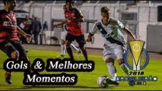 Oeste x Ponte Preta - Gols & Melhores Momentos Brasileirão Serie B 2018 27ª Rodada