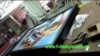 Изготовление lightbox ( лайтбокса ) для бутиковой зоны(Подробное видео с полным описанием всех технологических этапов производства такой важной составляющей..., 2013-03-29T18:19:17.000Z)