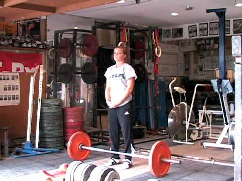 CrossFit - Clean and Jerk Demo