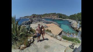 Adventure Holidays in Mallorca 2016 (FullHD) GoPro Studio & Xiaomi Yi