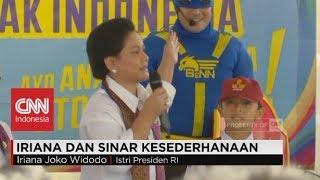 Mencuri Perhatian, Ibu Negara Iriana Jokowi & Sinar Kesederhanaan