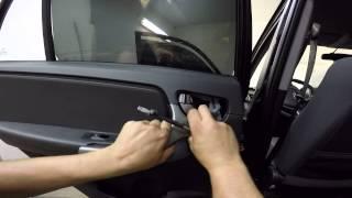 Chery Tiggo disassembly door (разборка дверей Chery Tiggo )