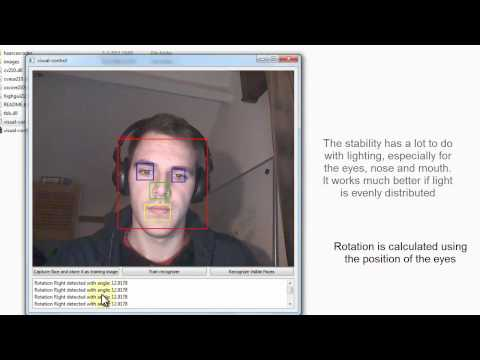 Image Processing on OpenCV and Kinect - Linux