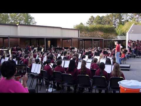 Five Forks Middle School 2014 Spring Concert