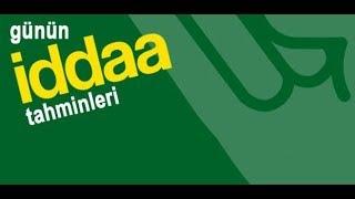 iDDAA EXCEL BANKO MACLAR %100 FREE MACH VOL13