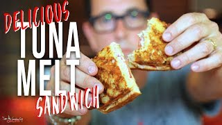 Cannellini Bean & Tuna Salad Panini Recipe By Sam The Cooking Guy