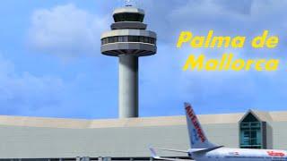 Aerosoft Palma de Mallorca   FSX   HD
