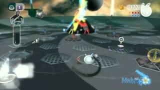 De Blob 2 Walkthrough - Hypno Ray End Boss