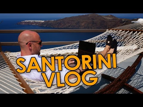 SANTORINI, GREECE 🇬🇷 Stefan James Vlog