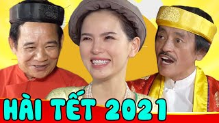 """Hài Tết 2021 Mới Nhất """" Thánh Nổ Full HD """" Phim Hài Tết 2021 Quang Tèo, Giang Còi Hay Nhất"""