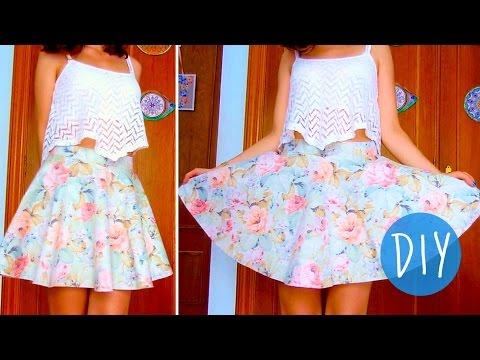 diy-skater/circle-skirt-in-3-steps!-(no-zipper/no-elastic-band)