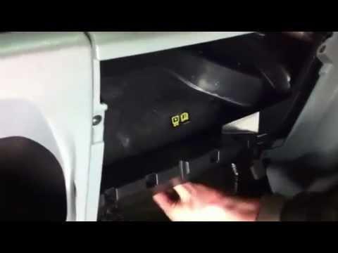 Ford transit fuse box  YouTube