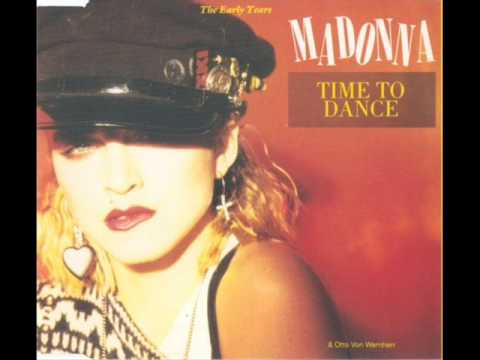 Madonna - Time To Dance (Extended Dance Mix)