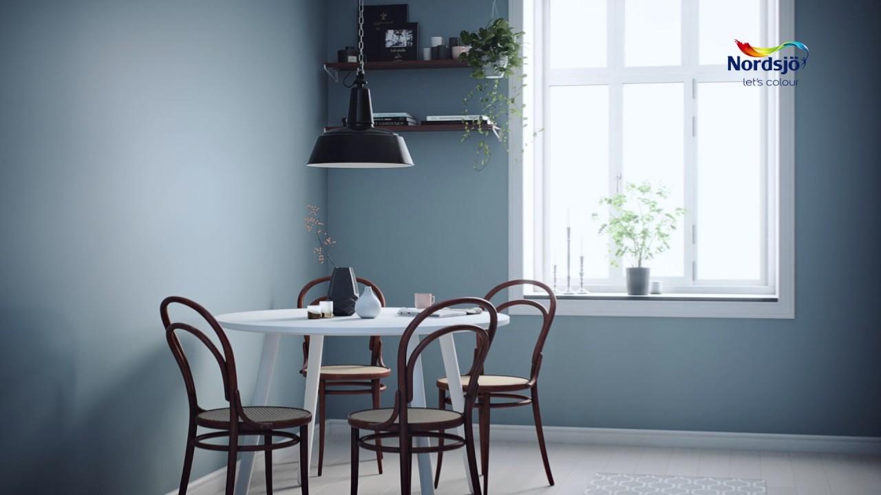 Rätt färg på rätt plats :: kök   youtube