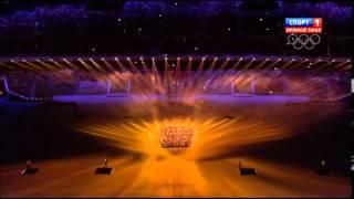 Церемония открытия Зимних Олимпийских игр в Сочи 2014 Лучшее(, 2014-07-03T20:05:56.000Z)