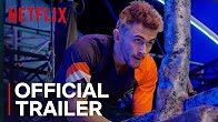 Ultimate Beastmaster - Season 2 | Official Trailer [HD] | Netflix - Продолжительность: 109 секунд