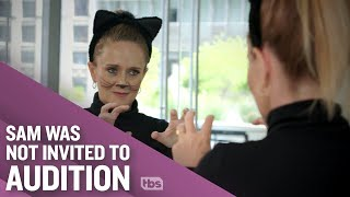 Sam's Audition For CATS! | Full Frontal on TBS