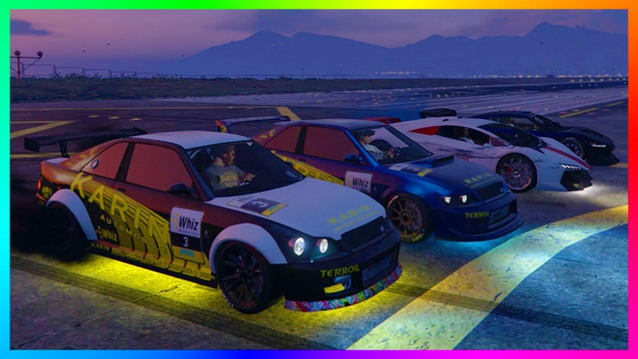 Gta 5 dlc update new sultan rs banshee 900r super cars vs old super cars explained gta online youtube