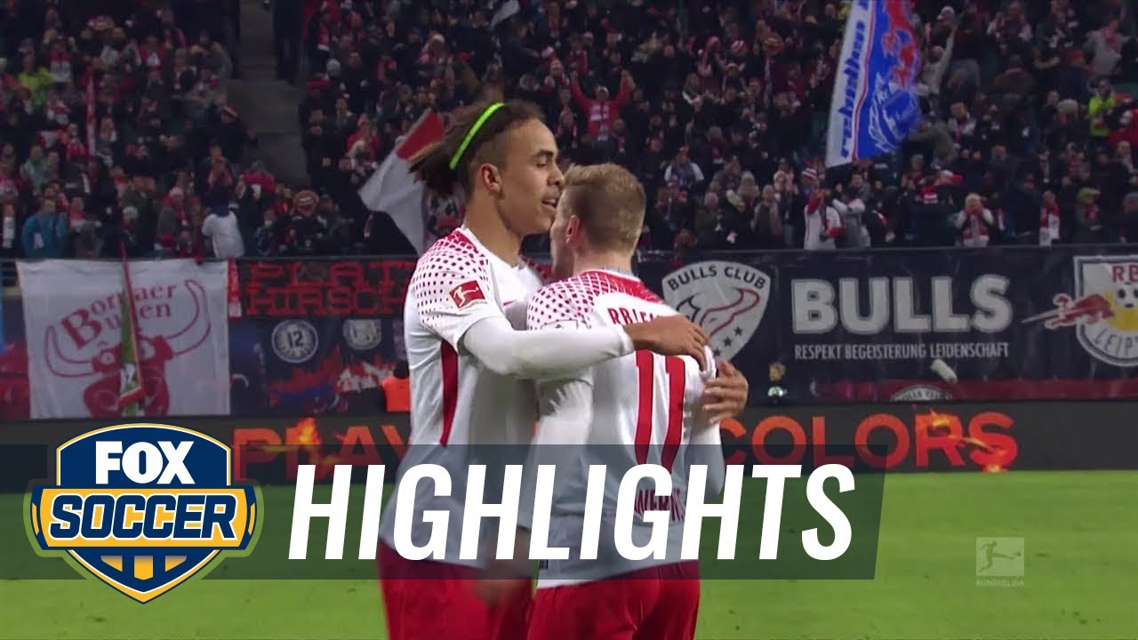 Schalke Leipzig Highlights