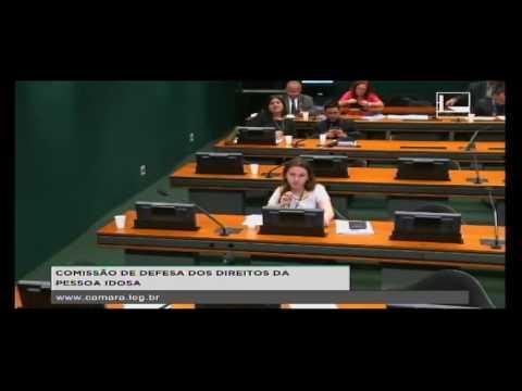 DEFESA DOS DIREITOS DA PESSOA IDOSA - Reunião Deliberativa - 18/10/2016 - 12:56