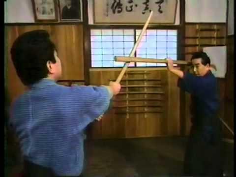日本古武道 - 天真正伝香取神道流 前編
