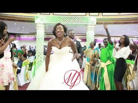 Spectacular Nigerian & Ugandan Wedding in London, UK