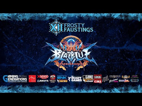 Frosty Faustings XII 2020 BBCF - Top 8