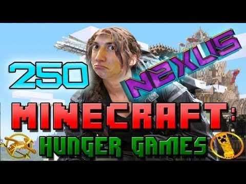 Minecraft: Hunger Games w/Mitch! Game 250 - WELCOME TO THE NEXUS!