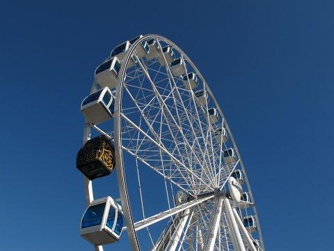 Finnair Sky Wheel, Helsinki, Finland