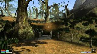 TES III Morrowind - MGEXE Atmospheric project HD part 2