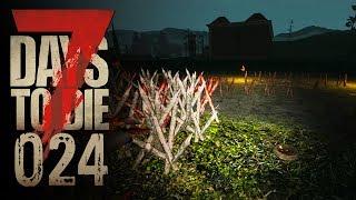 🔨 7 Days to Die [024] [Spitz & drahtig] Let's Play Gameplay Deutsch German thumbnail