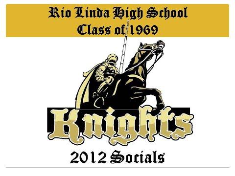 Rio Linda High School Class of 1969 Socials in 2012