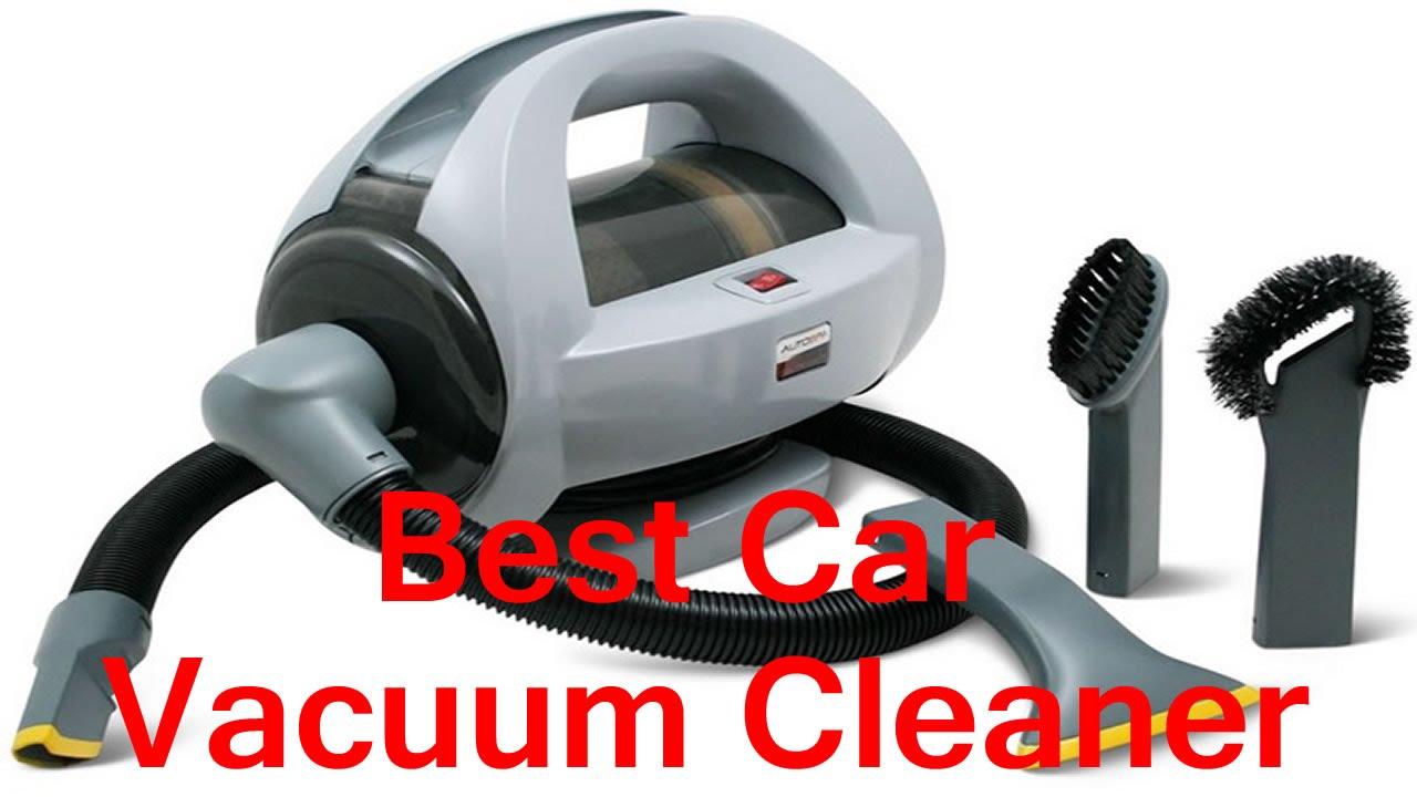 Best car vacuum cleaner