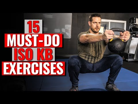 15 MUST-DO Isometric Kettlebell Exercises | Total Body Strength thumbnail