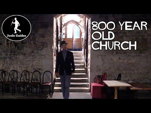 London's Oldest Catholic Church - St Etheldreda's