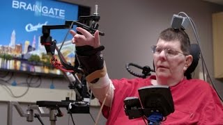 How This Quadriplegic Man Can Feed Himself For The First Time In 8 Years