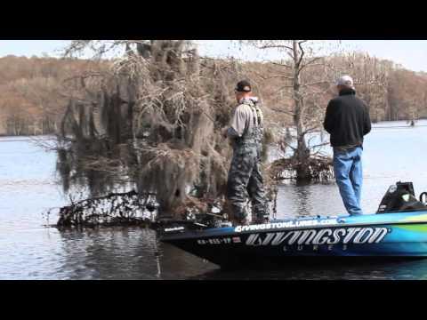 Brent Chapman's Pro Vs Joe : Caddo Lake
